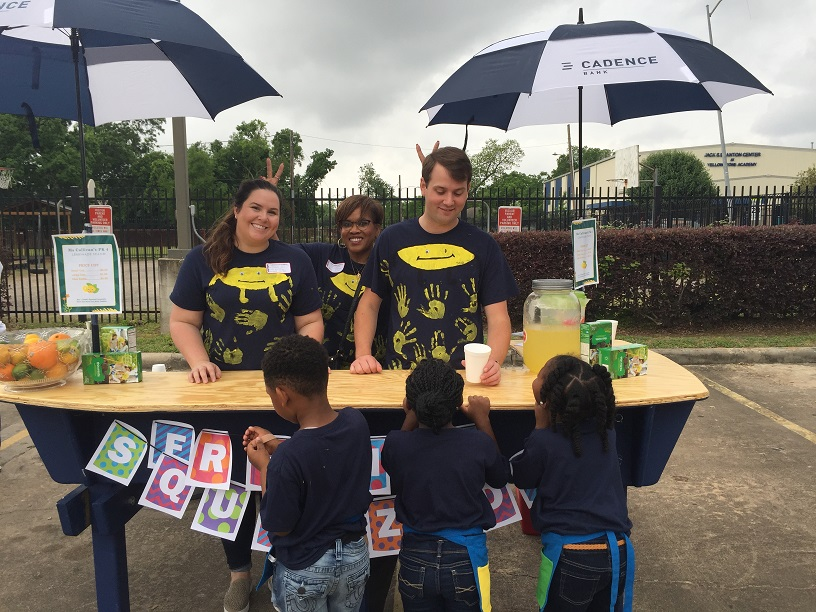 Lemonade Day: Spreading the Sweet Taste of Entrepreneurship Across Houston